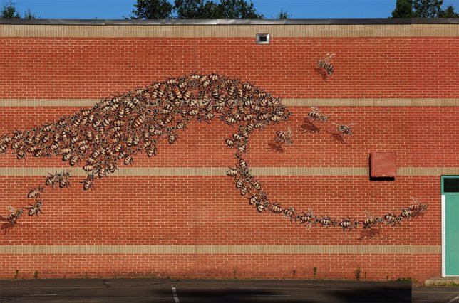 interactive-street-art-bees-4