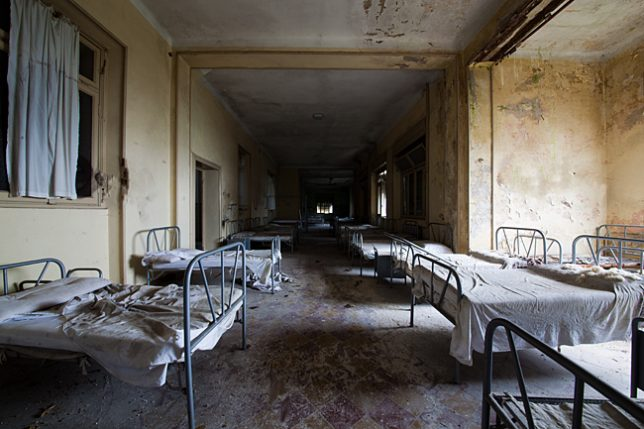 Kid Stuffed: 10 More Eerie Abandoned Orphanages | Urbanist