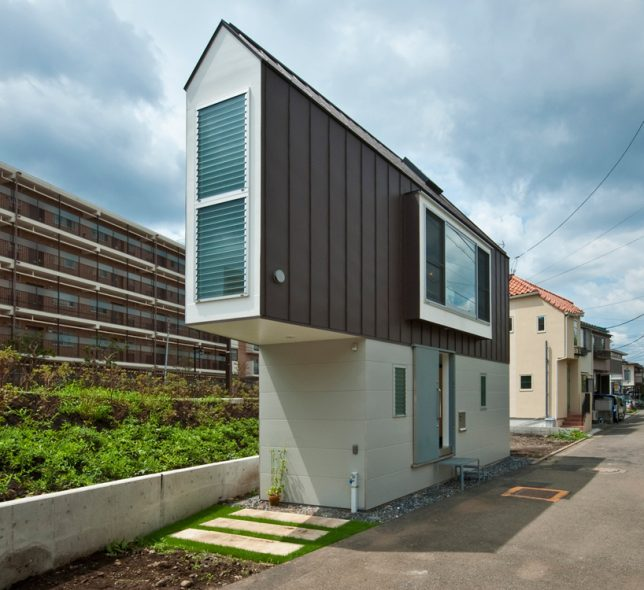 Against All Odd Shapes Homes Tailored To Tiny Difficult