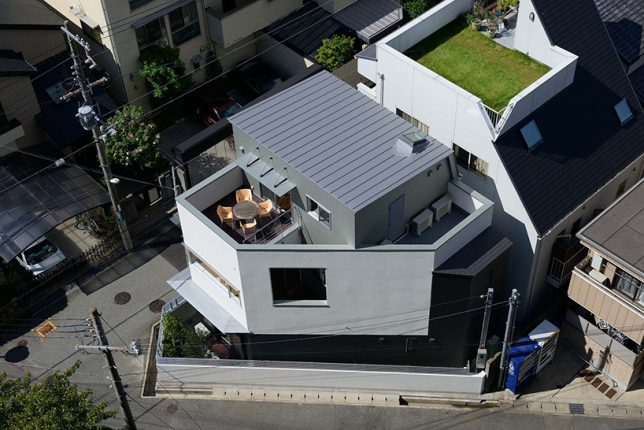 Against All Odd Shapes 12 Homes Tailored To Tiny