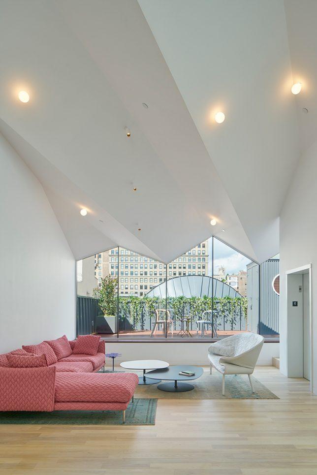 roofline-interior