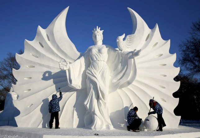 city-of-ice-goddess-statue