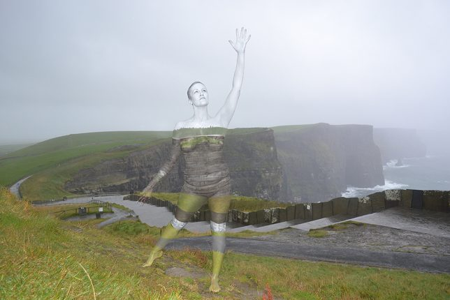 body-painting-ireland
