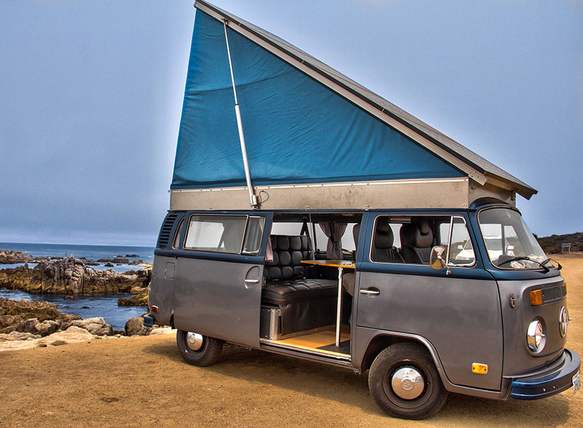 Hippie Bus For The 21st Century Diy Solar Volkswagen