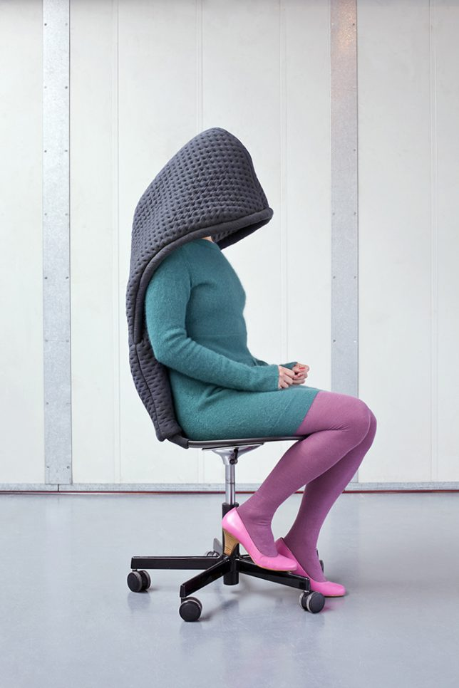 Made for Introverts 13 Furniture Designs Wearables That
