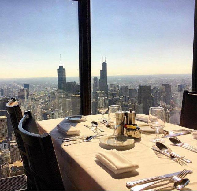 High Elevation Dining 12 Sky Scraping Restaurants Around
