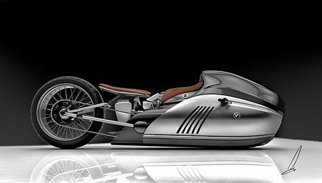 BMW K75 Alpha 2