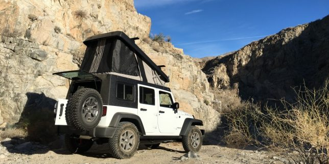 J30 jeep camper
