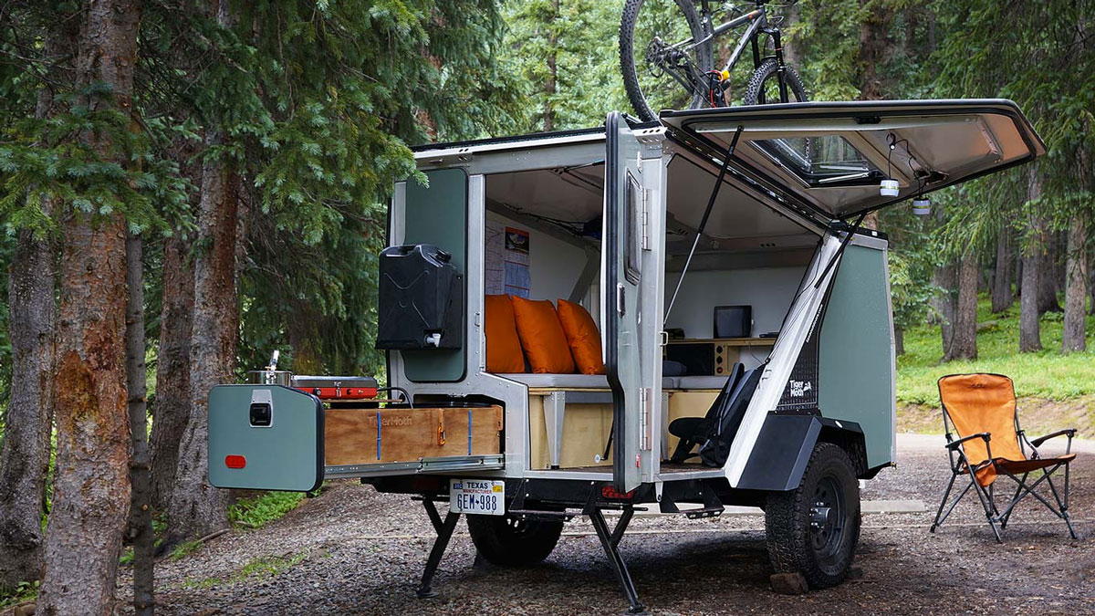 Rugged Off Road Trailers