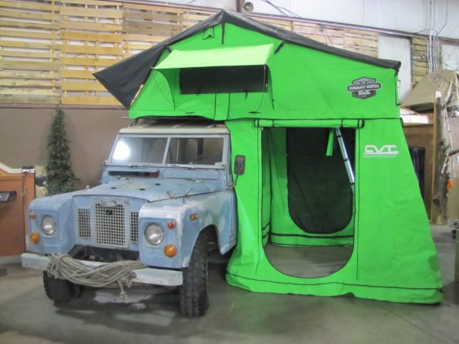 cascadia mount rainier rooftop tent