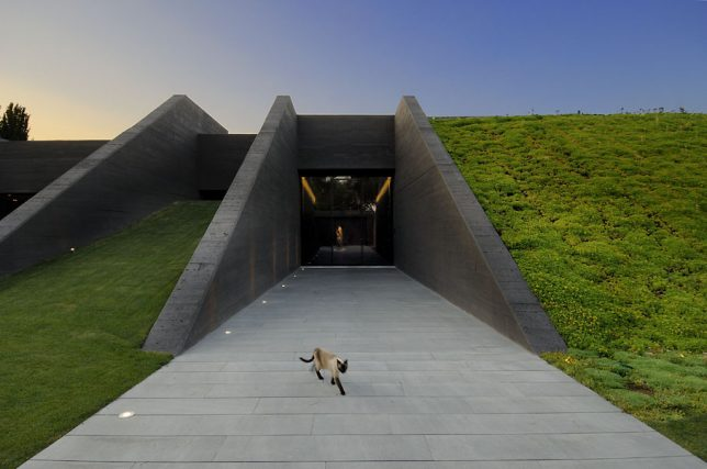 concrete house acero 1
