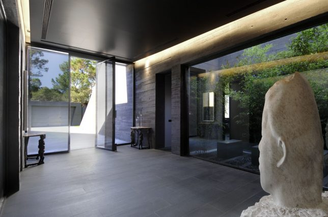 concrete house acero 3