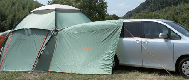 decagon car tent 1
