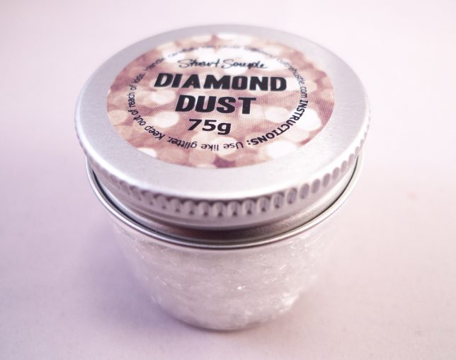 diamond dust glutter