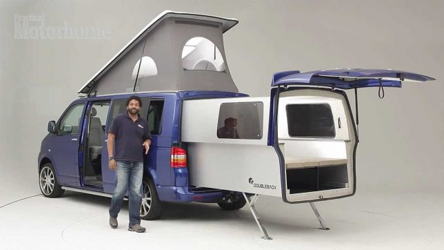 Doubleback Van & Pop-Up Car Tents: These 15 Rooftop Campers Are Like Portable Tree ...
