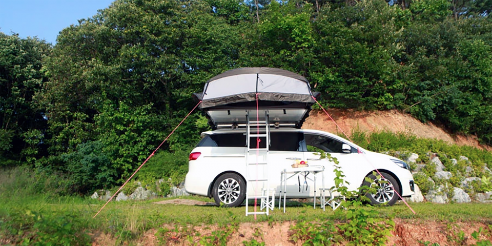 Pop Up Car Tents These 15 Rooftop Campers Are Like