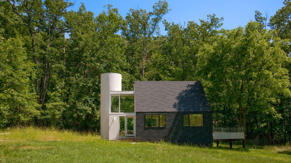 minimal house addition