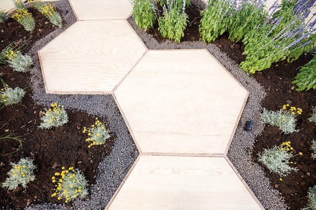 modular plywood garden 3