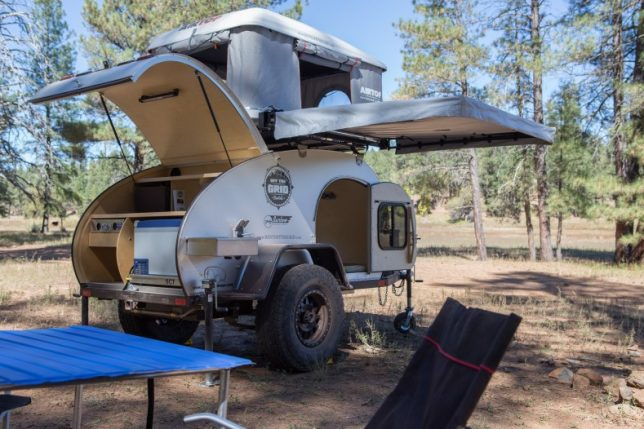 New The Tvan MV5 OffRoad Camper Trailers Are Engineered To Provide You With Everything Youd Need In Order To Enjoy Time Spent In Backcountry Without Feeling As Though Youre Actually Roughing It The Trailers Offer Ample Living And Sleeping