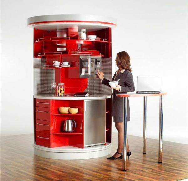 rotating kitchen 3