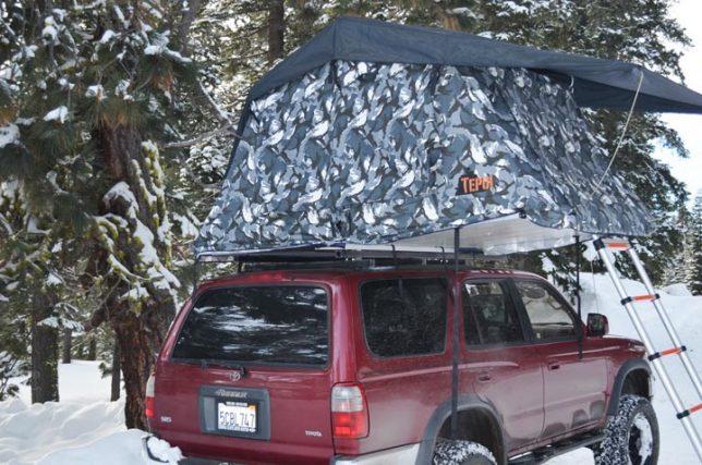 siberian camo rooftop tent 1