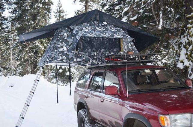 siberian camo rooftop tent 2
