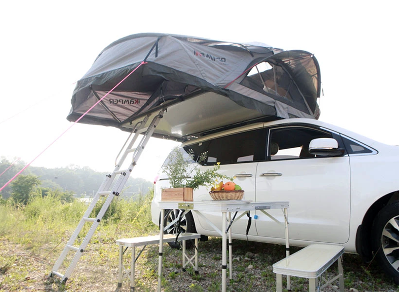 Pop-Up Car Tents These 15 Rooftop C&ers Are Like Portable Tree Houses | Urbanist  sc 1 st  WebUrbanist & Pop-Up Car Tents: These 15 Rooftop Campers Are Like Portable Tree ...