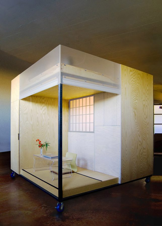 Inner Space: 14 Modular All-in-One Living Cubes to Organize ...