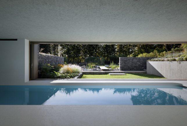 Sort Of Subterranean 15 Partially Underground Modern Home