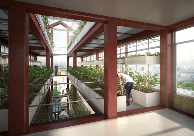 vertical greenhouses paris 2