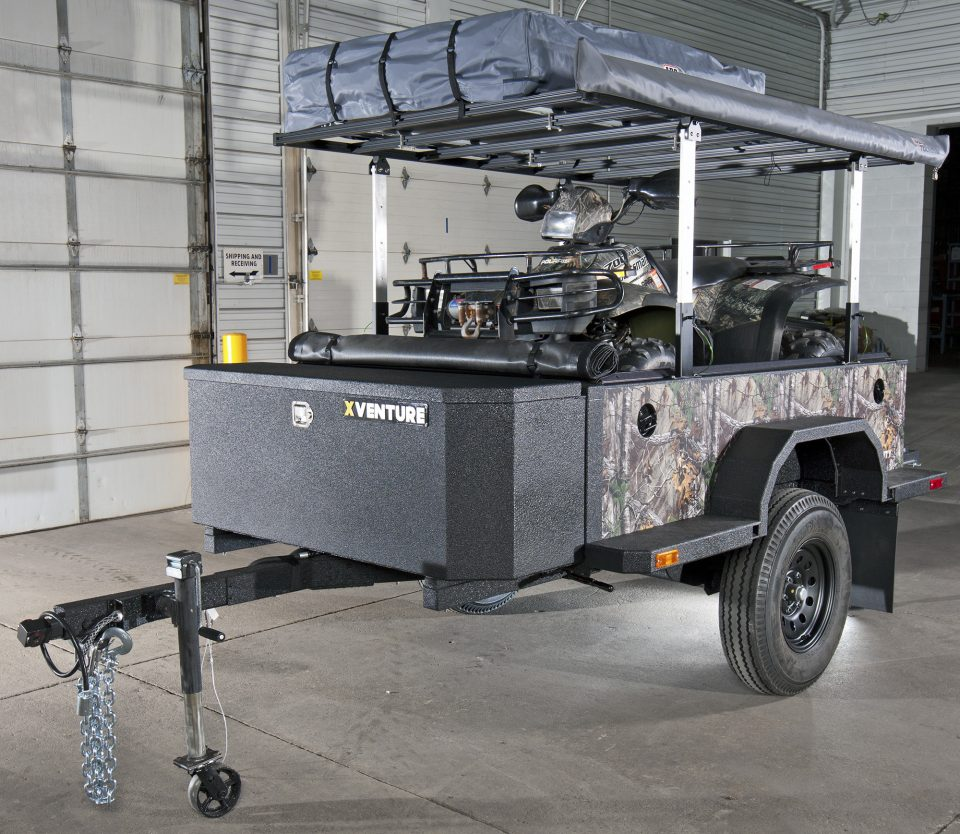 extreme ly comfortable camping 13 rugged off road trailers urbanist