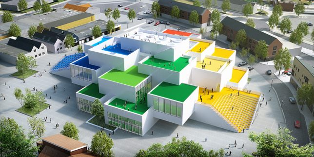 BIG lego building 1