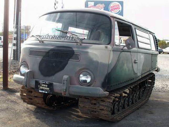 VW tanker