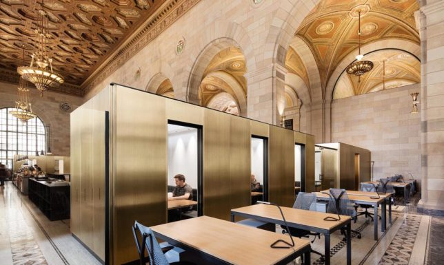 bank to coworking space 3