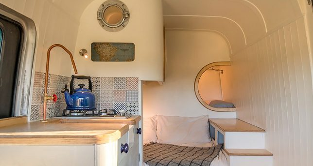 stealth campers and diy rvs 15 creatively converted vans