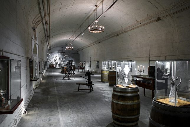 bunker to wine museum 3