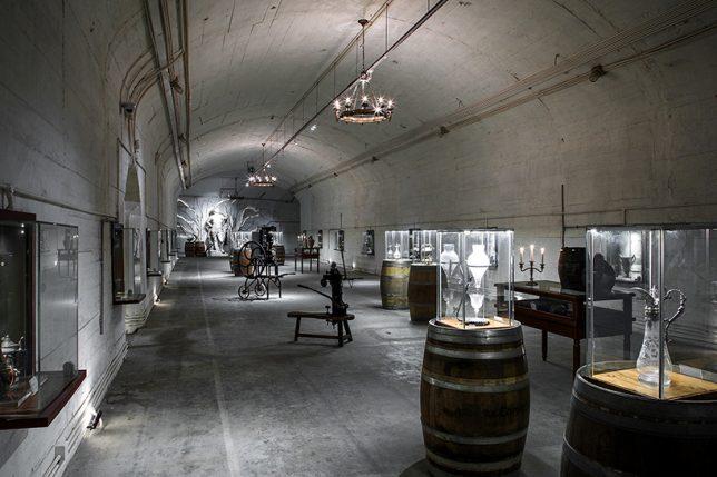 bunker to wine museum 3