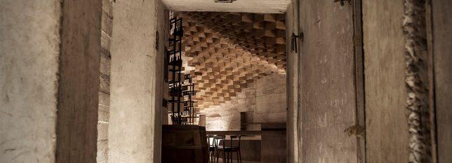 china bunker to wine museum