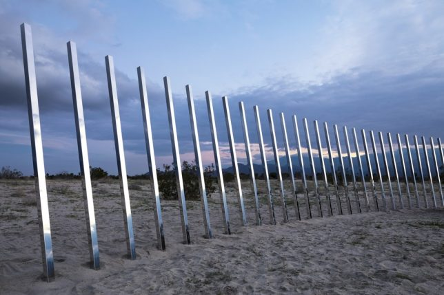circle of land and sky philip k smith