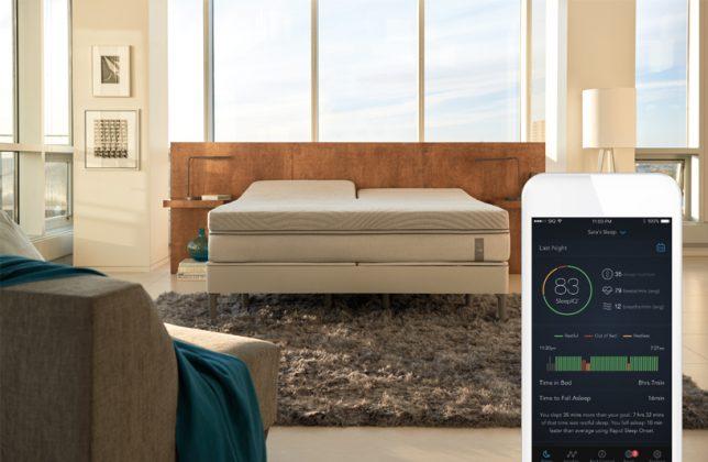 creepy tech smart bed