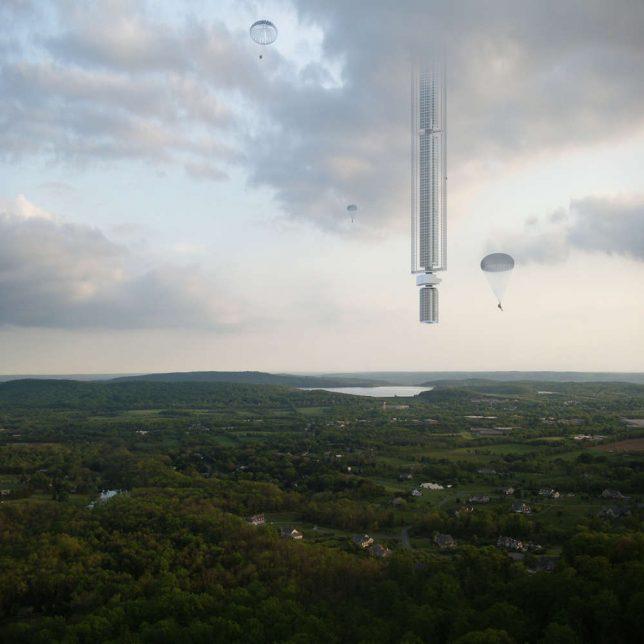 dangling skyscraper 3