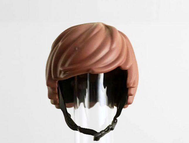 lego bike helmet