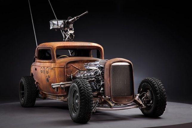 mad max fury road cars 2