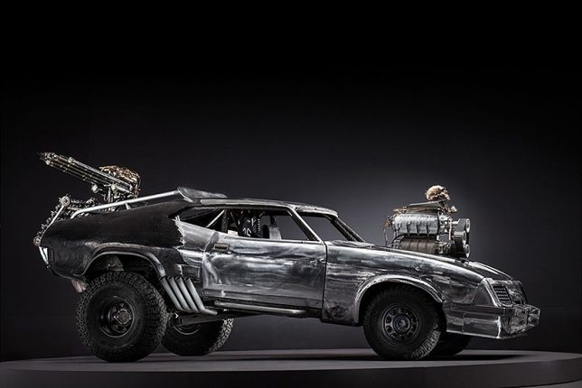 mad max fury road cars 3