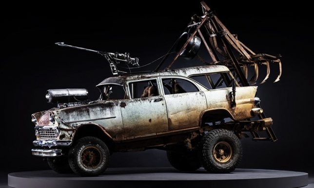mad max fury road cars 4