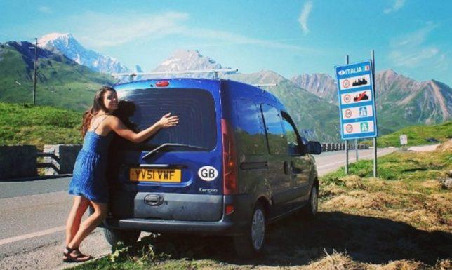 minivan camper 3