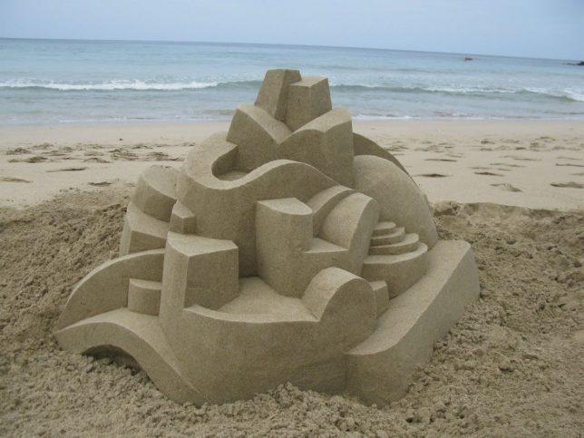 modernist sand castile 2
