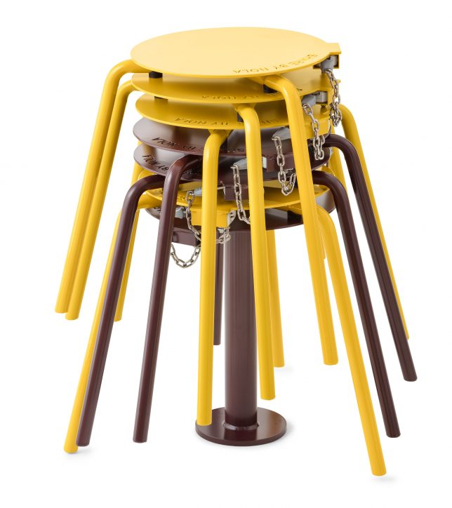 share stool stack
