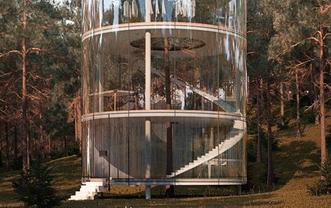 transparent tree house 3
