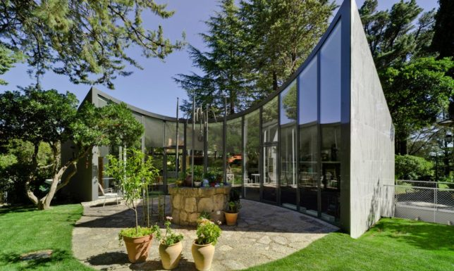water cistern home